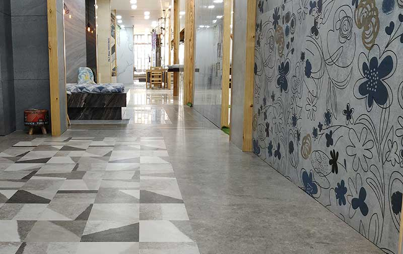 Kajaria Display Centres Best Tiles For Wall Floor